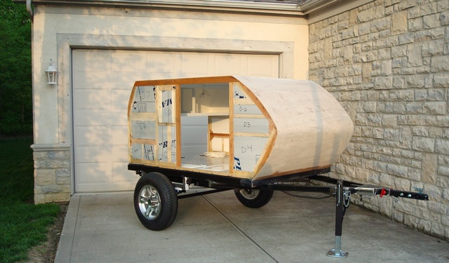 Popular Off Road Camper Trailer